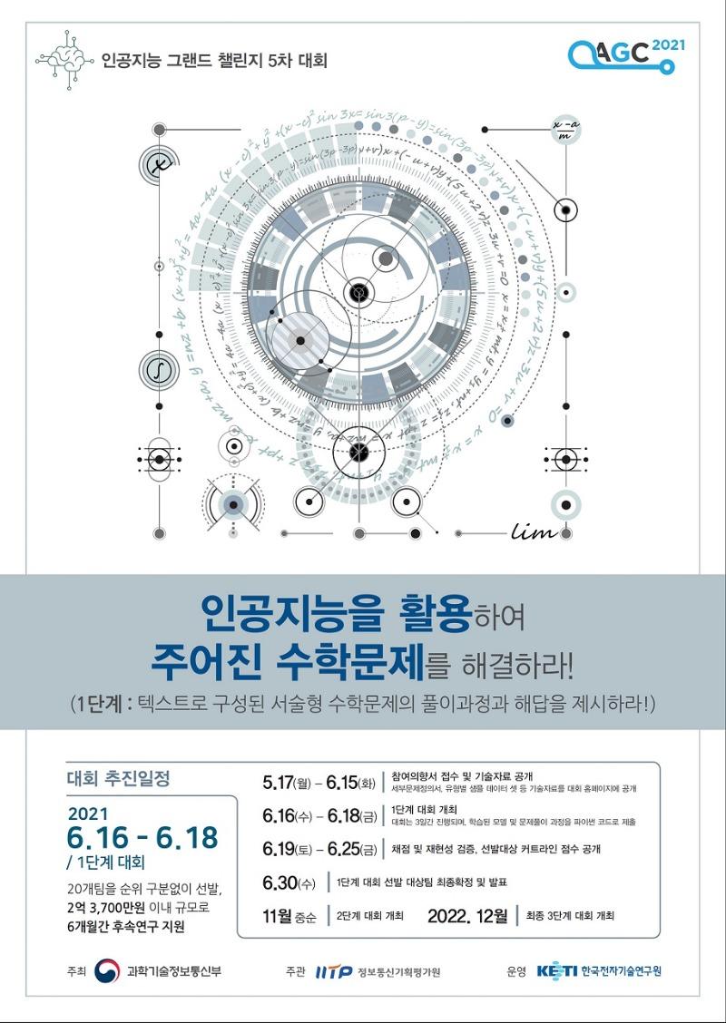 인공지능 그랜드 챌린지 5차대회 홍보용 포스터_홈페이지 게시용.jpg